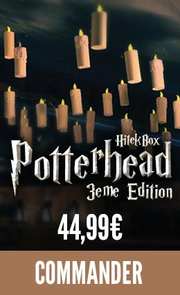 Hitek Box Potterhead