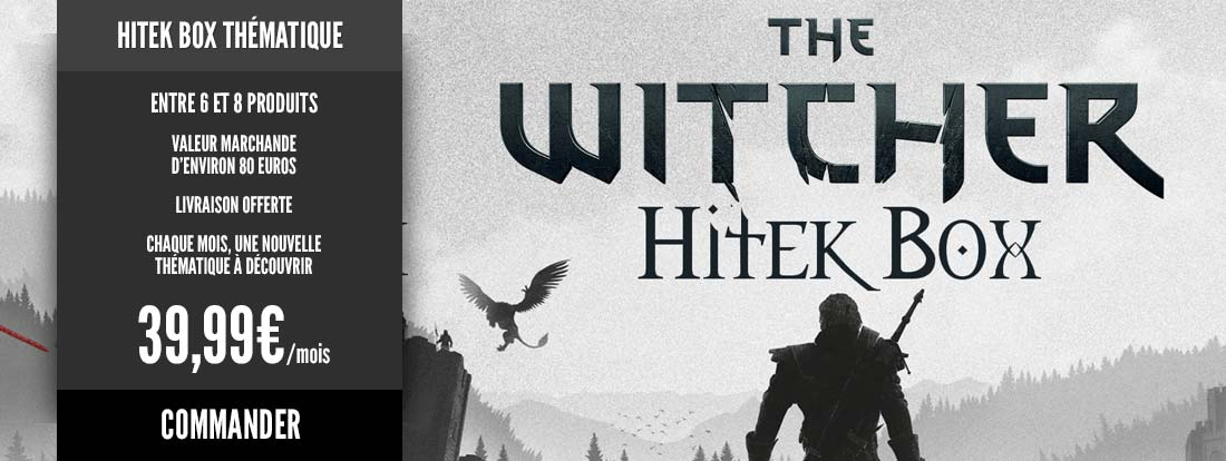 Spéciale The Witcher