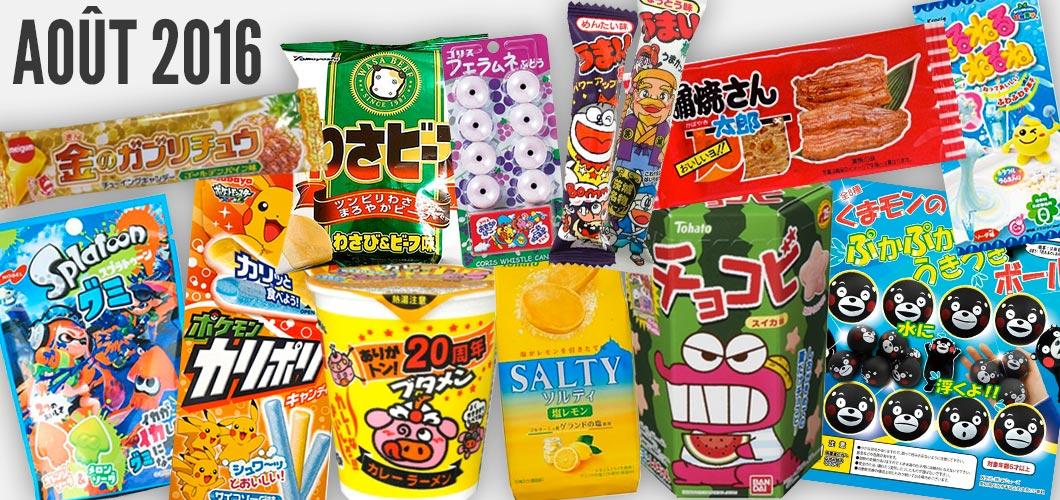 bonbons japonais pas cher