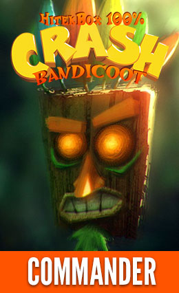 Hitek Box Crash Bandicoot